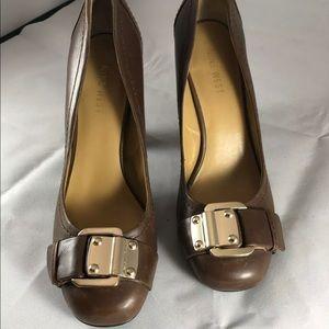 Nine West Brown Heel